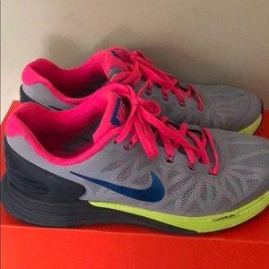 7bd8b5608411 Nike Shoes - Nike Lunar Glide 6 Running Sneakers